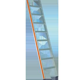 Anstellleiter