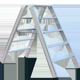 Doppelstufentreppe