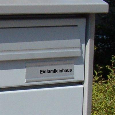 Einzelbriefkasten