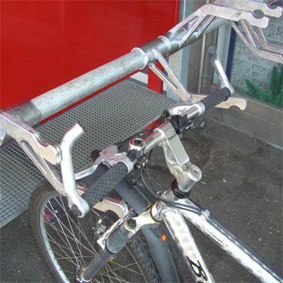 Lenkerhalter Fahrradparker