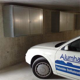 Pneuschrank Materialschrank Alumhaus