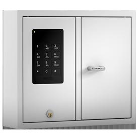Schlüsselausgabe Ecobox