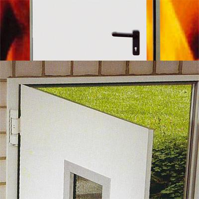 Brandschutztüren Universaltüren